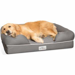 Orthopädisches Hundebett PetFusion große Hunde
